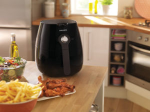 Philips HD9220/20 Viva Collection AirFryer Friggitrice Low-Oil e Multicooker,...